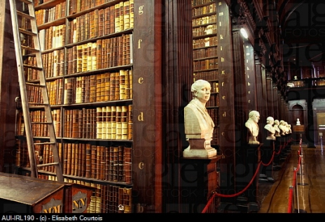 Trinity College Library, Ireland
