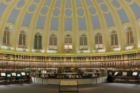 British Museum Reading Room, UK