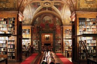 University Club Library, USA Photo by Peter Bond