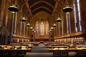 Suzzallo Library at the University of Washington - Seattle, Washington