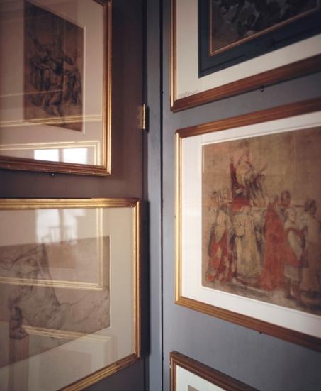 LUISA LAMBRI Untitled (Isabella Stewart Gardner Museum #07, 32, 35, 08, 36)