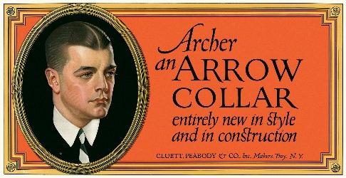 Arrow Collars ad