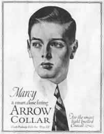 Arrow Collar man