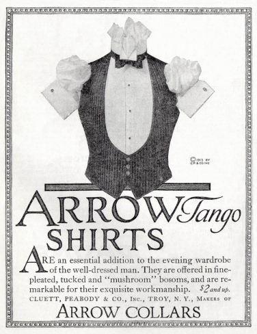 Arrow Tango Shirts