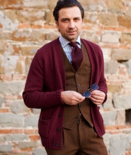 On the Street……Who Doesn't Need A Cardigan, Florence