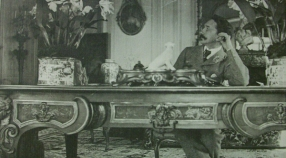 montisquiou in his Palais Rose