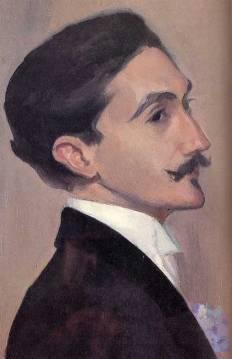 Robert de Montesquiou by Jacques-Emile Blanche