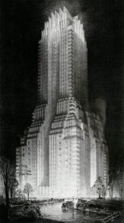 Grandiose Gothic Hotel