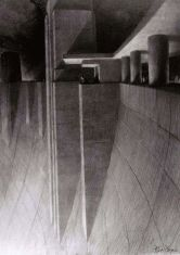 hoover dam drawing