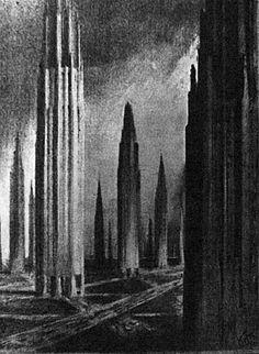 A City of Needles (1924)