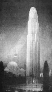 """Philosophy"" from [Metropolis of Tomorrow]"