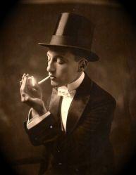 Vaudeville Performer, Bobby Doyle, ca. 1921.