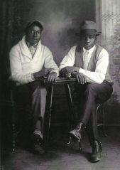 The Gentlemen 1931 by photographer Richard Samuel Roberts