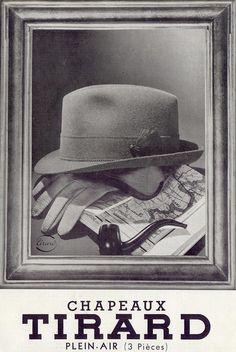 Chapeaux TIRARD