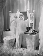 """Jean Harlow ~ """"Dinner at Eight"""", 1934"""